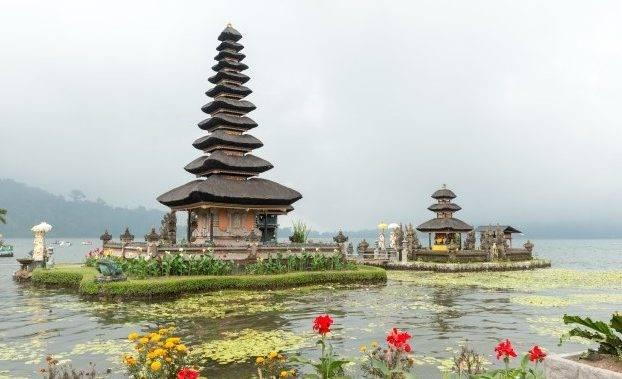 Ulun dalu Bali, Indonesia